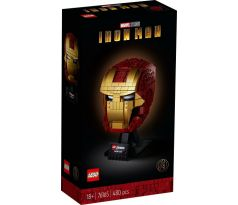 LEGO 76165 Iron Man - Super Heroes: Sculptures: Avengers