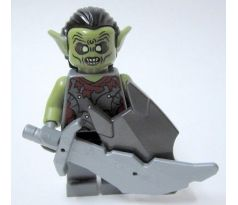 LEGO (9473) Moria Orc - Olive Green - The Lord of the Rings