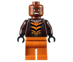 LEGO (76160) Bronze Tiger - Rebirth - Super Heroes: Batman II