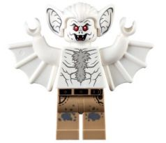 LEGO (76160) Man-Bat - Rebirth - Super Heroes: Batman II