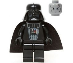 LEGO (7264) Darth Vader (Imperial Inspection - Eyebrows) - Star Wars Episode 4/5/6