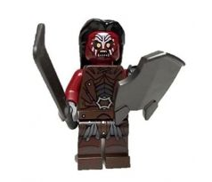 LEGO (9471) Uruk-hai - The Hobbit and the Lord of the Rings