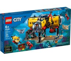 LEGO 60265 Ocean Exploration Base - City: Deep Sea Explorers