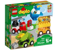DUPLO 10886 My First Car Creations - Duplo Basic Set